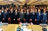 TOSYÖV, KOSGEB, KGF ve Mersin TSO işbirliğinde;Mersin KOBİ'lerine destek ve finans olanakları anlatıldı