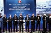 ODTÜ Teknokent Bilişim İnovasyon Merkezi açıldı