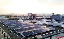 Garanti Bankası öz tüketimi için güneş enerjisi yatırımını gerçekleştirdi