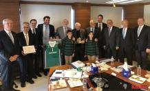 Tekfen'den Darüşşafaka'ya spordan sonra eğitimde destek