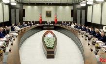 2018 Bakanlar Kurulu Kabine Listesi Belli Oldu