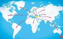 2018; ülkeler ve pazarlar DÜNYA TİCARETİ HIZLANIYOR