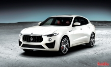 550 HP'lik Maserati Levante GTS tanıtıldı