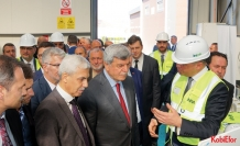 Kocaeli Büyükşehir Belediyesi İSU Genel Müdürlüğü, ileri biyolojik arıtma tesislerine bir yenisini daha ekledi