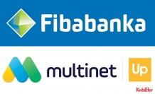 Fibabanka, Multinet Up ile iş ortaklığına imza attı