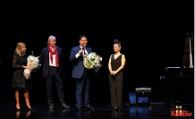 Eğitimde fırsat eşitliği için Odelia Sever sahnedeydi