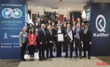 HAVELSAN, Türkiye Mükemmellik Ödülleri'nde