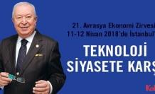21. Avrasya Ekonomi Zirvesi, 11-12 Nisan 2018'de, İstanbul'da
