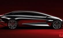Aston Martin'in ilk elektrikli modeli; 'Rapide E'