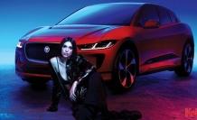 Dua Lipa'nın ilk otomobili Jaguar I-PACE oldu