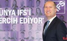 IFS, dünyayla rekabet edebilen Türk şirketleri yaratıyor