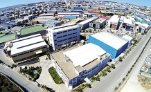 Marmara Bölgesi'nde sanayileşmenin yerleşke modeli OSB'lerde dönüşüm