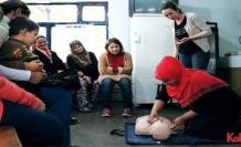 TİKAV ile Akfen Yenilenebilir Enerji, kadınlara sağlık eğitimi götürüyor
