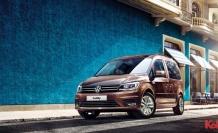 Volkswagen Ticari Araç'tan Caddy modellerine özel indirim