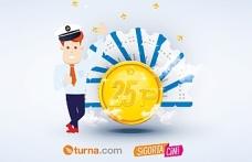 Sigortanı Sigorta Cini'nden al, uçak biletlerinde Turna.com indirimini kap!