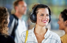 Philips Audio'dan sınıfın en iyisi, kablosuz kulaklıklar