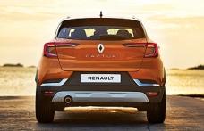 Yeni Renault Captur'a Euro NCAP'ten beş yıldız