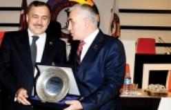 TOSYÖV Başkanı Yalçın Sönmez'in Afyonkarahisar Toplantı Konuşması