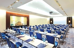 İş dünyası, toplantılarını Hilton İstanbul Maslak'ta yapıyor