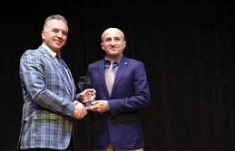 Yıldız Entegre, 'Çevre Ödülü'nün sahibi oldu
