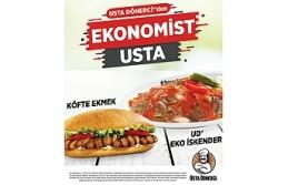 Dönerin ustasından 'Ekonomist Usta' lezzetler