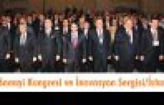 11. Sanayi Kongresi ve İnovasyon Sergisi/İstanbul...