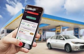 Aygaz'dan Benzinlitre kullanıcılarına konum bazlı...