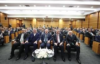 İSO, Sanayi ve Teknoloji Bakanı Mustafa Varank'ı...