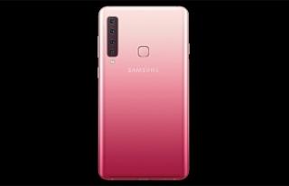 Dünyada ilk kez dört arka kamerayla Samsung Galaxy...