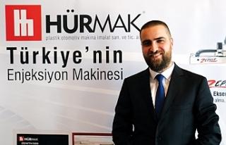 HÜRMAK Makine Yönetim Kurulu Başkan Vekili Burç...