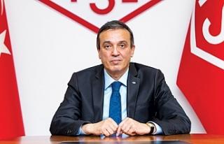"""TSE Yönetim Kurulu Başkanı Prof.Dr. Adem Şahin;""""TSE..."""