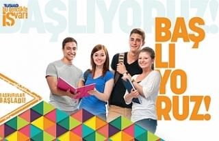 """TÜSİAD Bu Gençlikteİş Var!"" girişimcilikprogramına..."