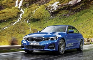 Yeni BMW 3 Serisi dünya tanıtımını Paris'te...