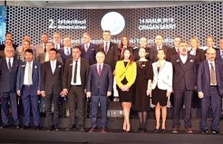 2. İstanbul Ekonomi Zirvesi'ndeTürkiye'de...