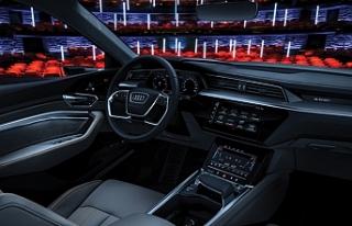 Araç içi eğlencede son nokta: Audi'den araç...