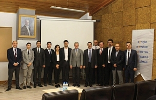 Batı Anadolu GrubuMBA programı,üçüncü yılını...