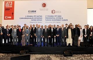 """DEİK Başkanı Nail Olpak: """"Türkiye, PPP alanında..."""