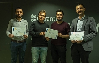 Garanti Bankası-2018 BBVA Momentum Sosyal Girişimcilik...