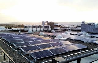 Garanti Bankası öz tüketimi için güneş enerjisi...