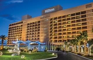 Hilton İstanbul Bosphorus'tan yılbaşı kutlama...