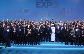 17. MÜSİAD EXPO, Kıtaları buluşturdu ticareti...