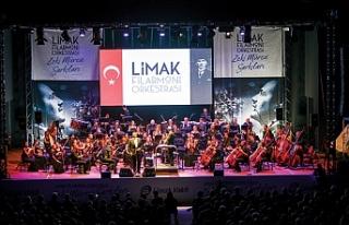 """Limak Filarmoni Orkestrası """"Murat Karahan'la..."""