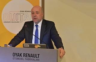 Oyak Renault çalışanlarındandijital dönüşüme...