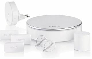 Pratik ve teknolojik; Somfy Home Alarm