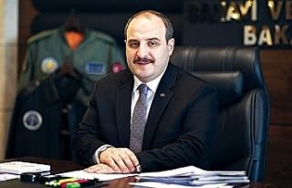 """Sanayi ve Teknoloji Bakanı Mustafa Varank:""""SANAYİLEŞMEDE..."""