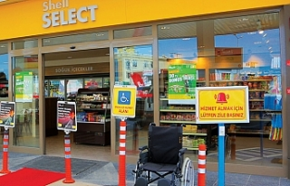 Shell&Turcas, 350'inci Shell Select Market'i...