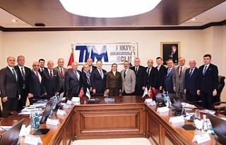 """TİM Başkanı İsmail Gülle;""""İhracatın gerçek..."""