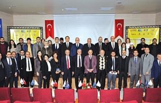 TOSYÖV, KOSGEB ve KGF işbirliğiyle yapılan toplantıyla;KOBİ...