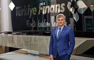 Türkiye Finans, KOBİ'ylebüyüyor, liderliği...
