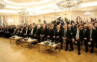 Türkiye ile İran 30 milyar dolarlık ticaret hacmi...